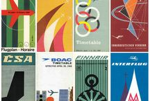 Vintage posters / Old-school airline and travel prints   / by Business Traveller