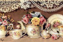 Tea time / Tea