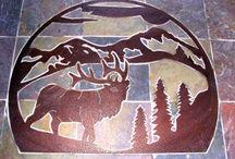 Tile Work / Custom Tile Work