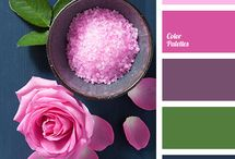 Barevnė inspirace/Color inspiration