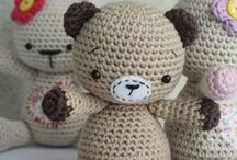 Amigurumi, Crochet Toys ❤