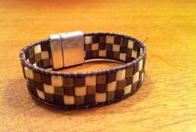 Zelfgemaakte armbanden! / Zelfgemaakte armbanden