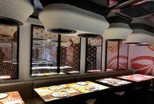 Inamo Restaurant / London, England.