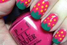 Nail Art, Designs, and Colours / by Nicki Whitman