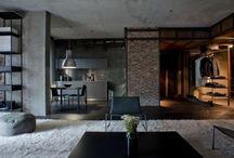 Décoration et Rénovation Loft / Découvrez toutes les inspirations et les idées pour décorer,  rénover ou aménager l'intérieur de votre loft avec gout.