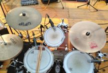 My drumset / My drumset
