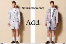 Add / Add collezione e catalogo primavera estate e autunno inverno abiti abbigliamento accessori scarpe borse sfilata donna.