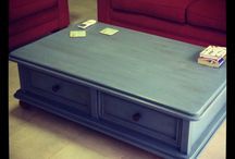 Furniture DIY / Annie Sloan Old Violet