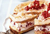 taart en toetjes