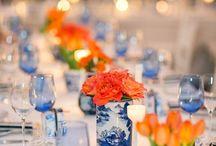 Wedding - centrepieces/tables