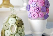 BUTTONS etc. / by Cindy Fisher