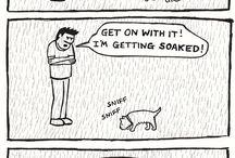 Funny Doggy Cartoons
