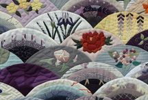 Clamshell quilts