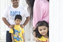 #Portrait  #Family / http://www.chandrasekharchakraborty.com/lunika.html