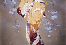 traditional Japanese art
