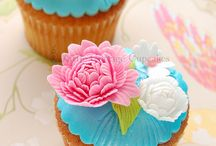 Heavenly Cupcakes - Beautiful Brights