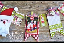 Visions of Sugarplums / Christmas Cards & Crafts