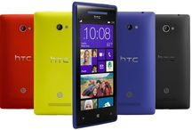 HTC 8X Covers