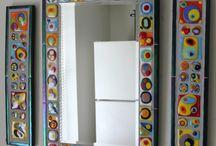 espejos y mosaicos