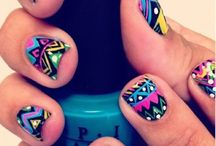 Nail Designs / by Shelby Felton