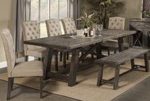 dining table / by Amy Kleinpeter