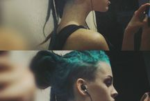 Alternative hairstyles