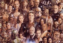 All Things Star Wars / by Martinique Lewis