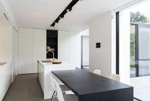 Kuchnia salon.
