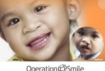 Operation Smile / by Emmy Swain, Author