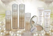 Coverderm Luminous Range / Multi-functional skin whitening system for the ultimate skin whitening and illuminating effect.