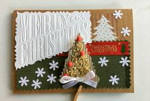 Christmas greetings (The Paper Heart) / The Paper Heart Design Christmas greetings, more than 90% recycled materials ♥