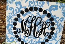 Monograms / by Holly Arredondo