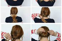 Hairstyles / by Stacy Witschen
