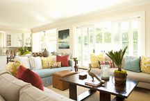 Living Rooms  / For the Family Room & Formal/Dinning  / by Andrea McGough