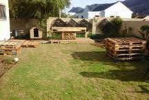 Pallet wood design Morne Olivier / Created by Morne Olivier, Hermanus,  Western Cape, South Africa