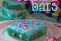 Dessert Bars / by Sandi Roy