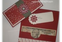 Gift Card/Money Holders / by Mary Hess