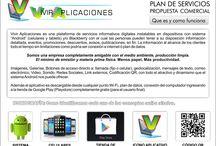 Aplicaciones Web Moviles Colombia / Todo un mundo de posibilidades para su empresa en las manos de sus clientes en el momento que lo neceiten