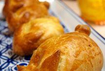 Osterrezepte / Macht den Osterhasten glücklich! :) Osterrezepte von süß bis herzaft