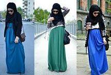 """Moda Muslim"" / Moda muslim; hijab fashion, chic..."