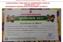 The Greater Noida Flower Show 2017
