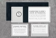 Event Invitations / by Michelle (and Claire)