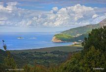 Czarnogóra / Czarnogóra - tam gdzie góry schodzą do morza