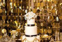 Roaring 20s / Die goldenen 20er - Rezepte mit Gold, Perlen und Glitzer - Party Rezepte - Gruppenboard - Anfrage zur Aufnahme bitte an hello@knusperstuebchen.net