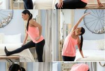 Happy workouts / Here's some easy and fun home workouts!