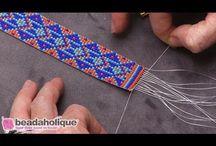 Kralen weven (YouTube)