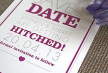 Hochzeit - Vorlagen und Ideen / Egal ob Einladung, kleine Menükarte, Danksagung oder Urlaubsgrüße aus den Flitterwochen - unsere Grußkarten  eignen sich einfach zu jedem Anlass!  Zu den Karten: http://shop.myflyer.de/Produkte/Visitenkarten-Postkarten/Grusskarten-quer.html