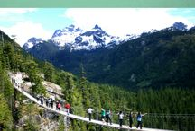 Canadian Family Vacations / Places to go within Canada that are family friendly.