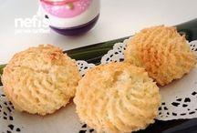 Hindistan cevizli kurabiye tarifi Coco