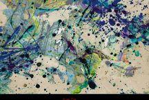 LIVE.ART.BUSINESS / ART.SOVIET ART.TRIGGER SU/RENG-I- SU. BUTTERFLYIMPRINT ART.COLLAGES.RUSSIAN and POP ART.
